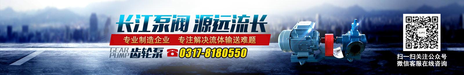 泊头市长江泵阀制造有限责任公司