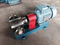 F系列全不锈钢防腐齿轮泵 (4)