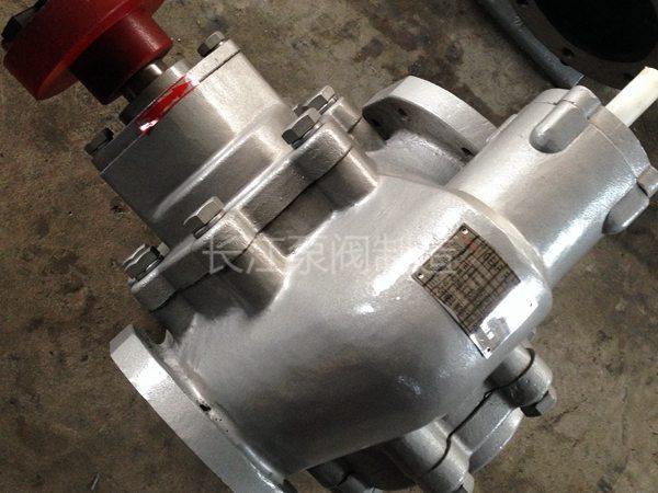 KCB型人字齿轮泵 (8)