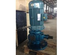 LYB型立式圆弧齿轮泵型号参数 (3)