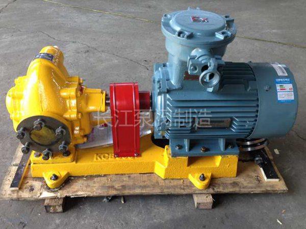 KCB齿轮泵用途及性质 (4)