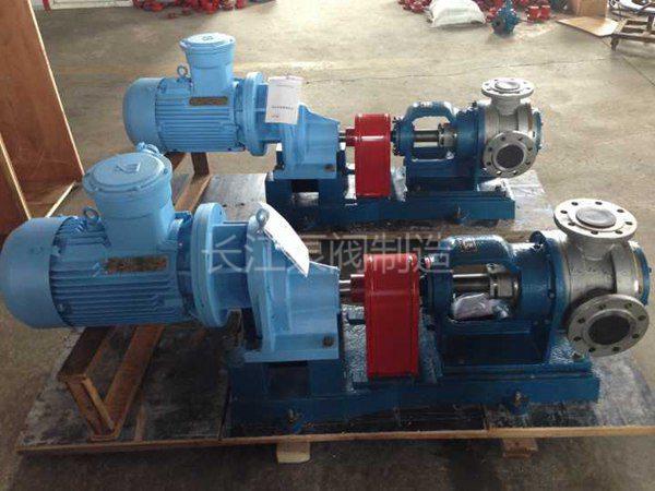 NYP高粘度齿轮泵型号 (5)