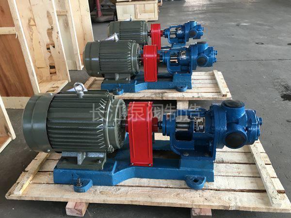 NYP高粘度齿轮泵图片 (9)