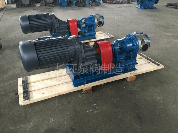 NYP高粘度齿轮泵报价 (2)