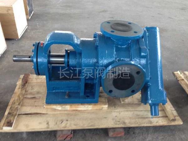 NYP系列高粘度齿轮泵型号参数 (6)