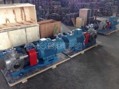 YCB圆弧齿轮泵 (6)