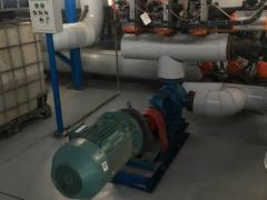 贵州某食品公司糖蜜项目NYP高粘度齿轮泵