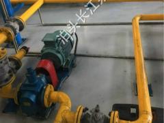 天津静海区某润滑油项目配套圆弧齿轮泵