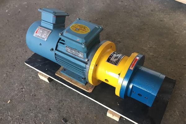CQY磁力驱动圆弧齿轮泵厂家定制合作生产