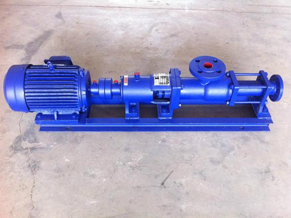 G型单螺杆泵生产厂家