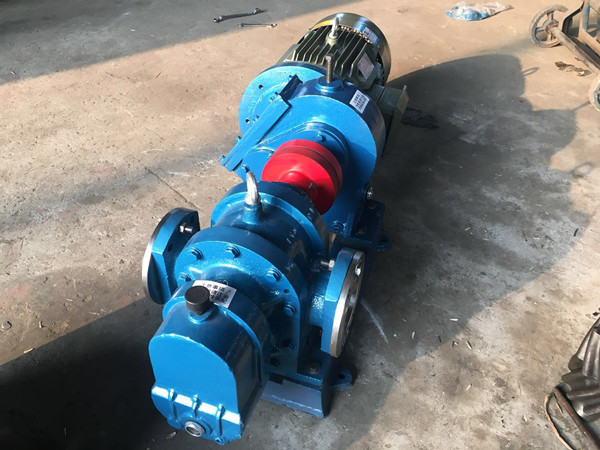 LCW高粘度罗茨泵