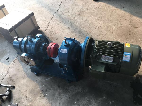 LC罗茨泵(2)型号参数