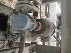 廊坊某沥青搅拌站项目全套使用我公司齿轮泵、保温螺杆泵