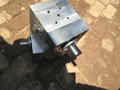 RT熔喷泵齿轮计量泵胶体输送泵