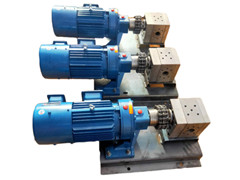 RT熔喷布泵胶体泵喷胶泵热熔胶泵