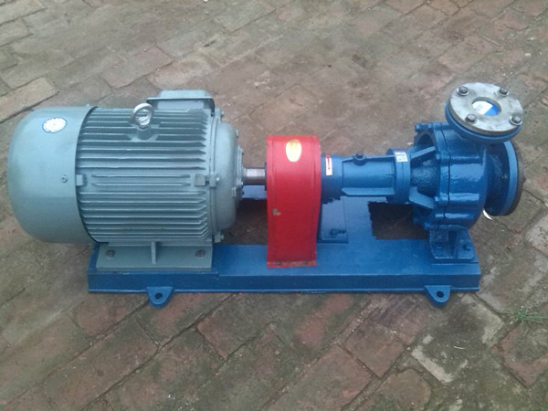 RY风冷式导热油泵型号参数(3)